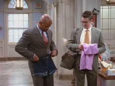 Spin City 02x22 : The Lady or the Tiger- Seriesaddict